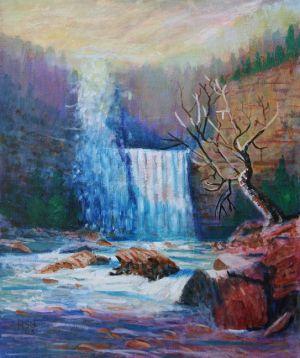 Cane Creek Falls, II